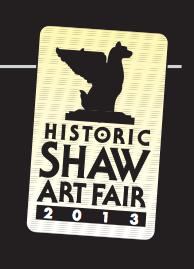 Historic Shaw Art Fair