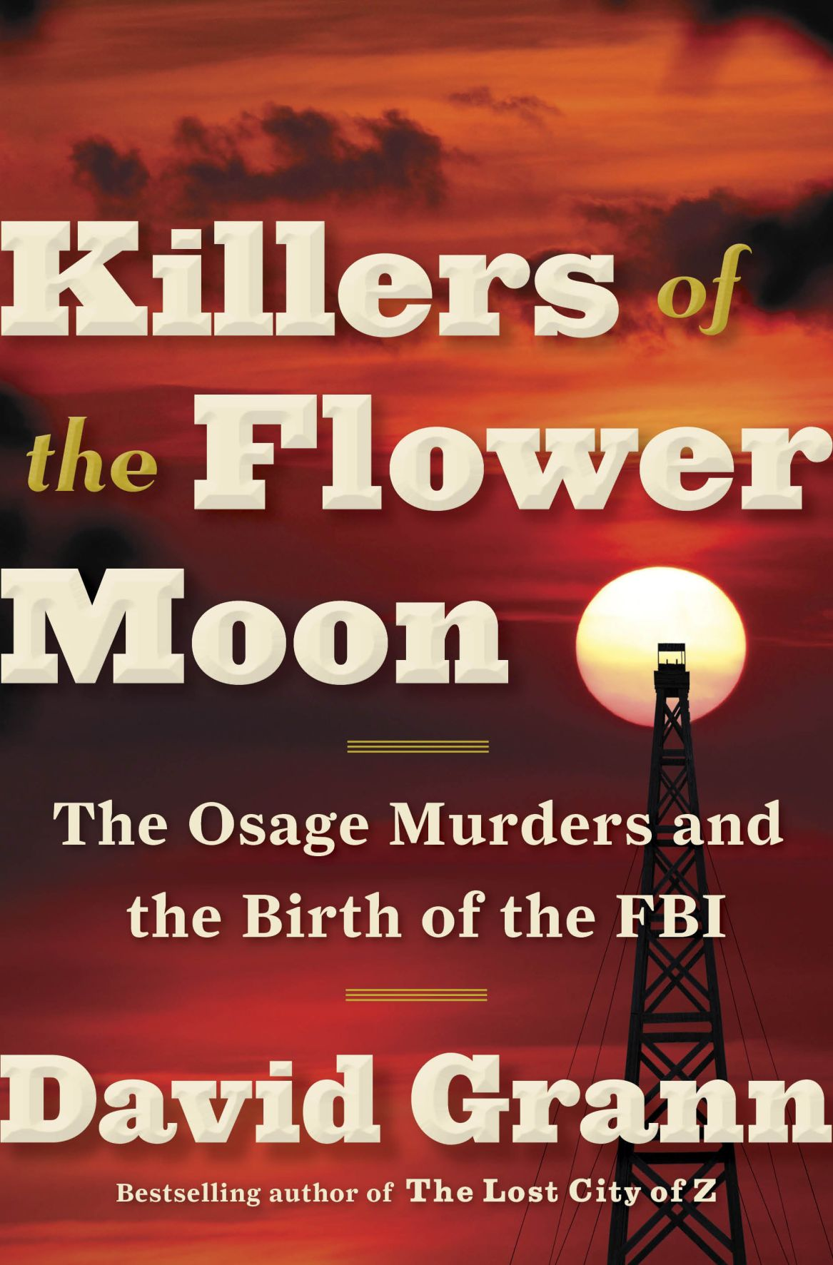 """Killers of the Flower Moon"""