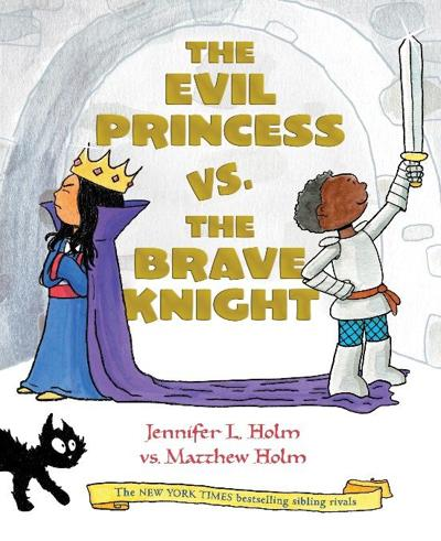 The Evil Princess vs. The Brave Night