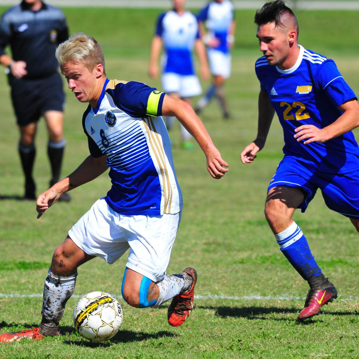 College Soccer — Northeastern Oklahoma A&M at East Central