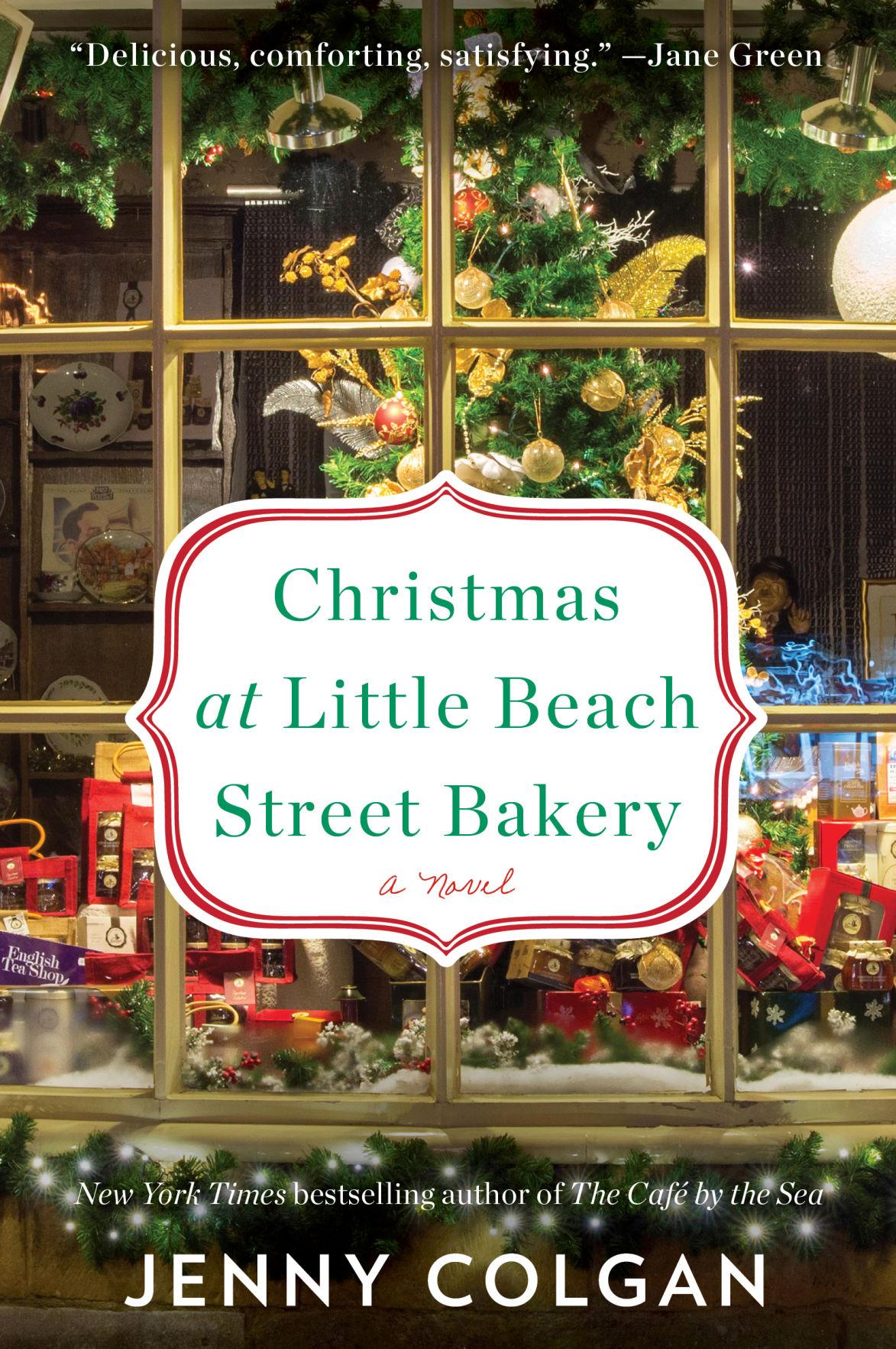 """Christmas at the Little Beach Bakery"""