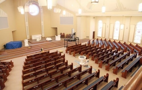 Immanuel Lutheran Sanctuary