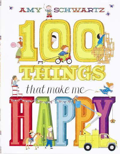 """100 Things That Make Me Happy"""