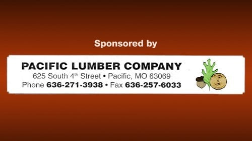 Pacific Lumber Basketball Sponsor