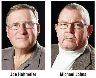 Joe Holtmeier and Michael Johns Ward 4 Candidates