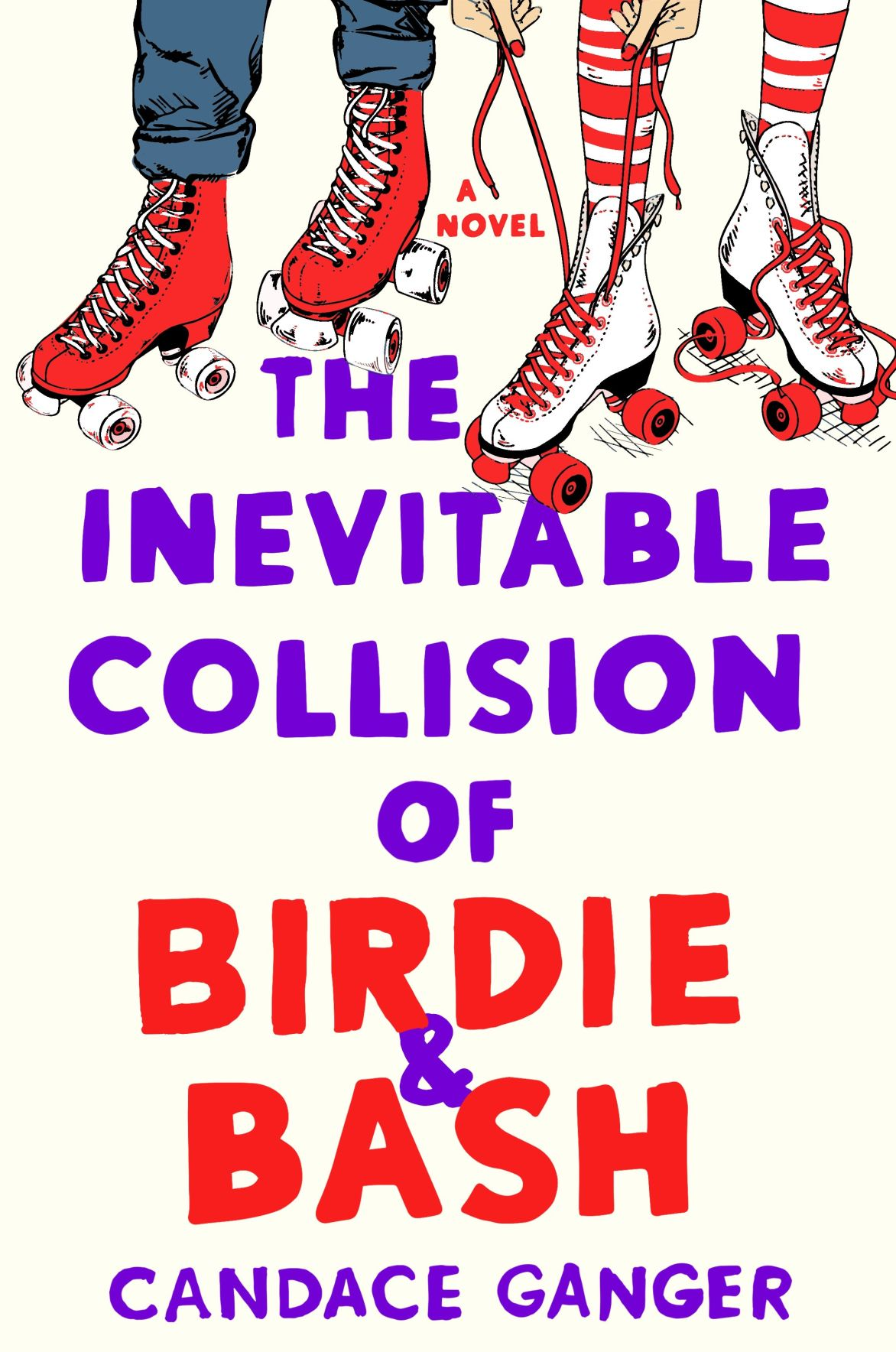 """The Inevitable Collision of Birdie and Bash"""