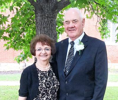 Jimmy Dale and Connie Rinne