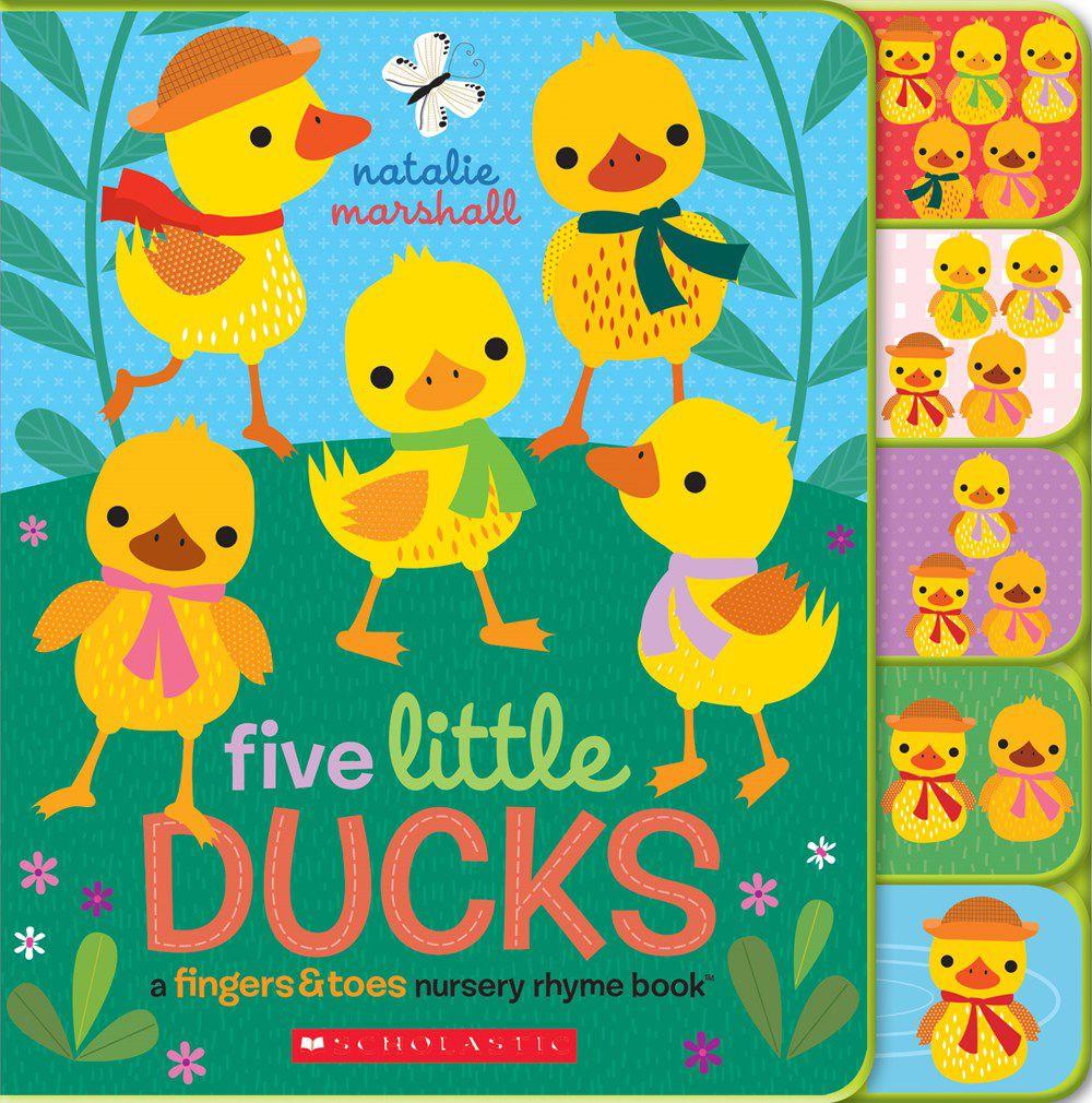 """""""Five Little Ducks"""""""