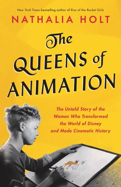 """""""The Queens of Animation"""""""
