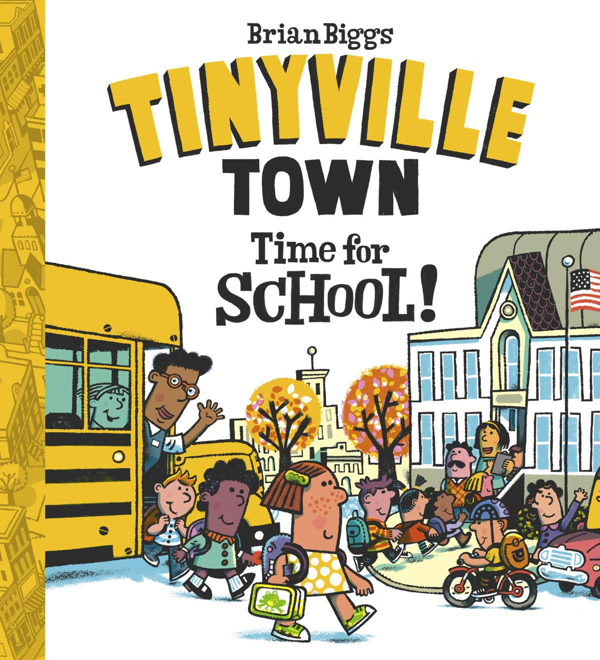 """""""Tinyville Town, Time for School!"""""""