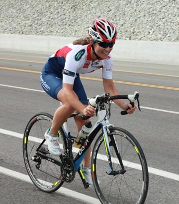 Pippa Middleton Rides Through Washington