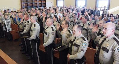 Reaffirming Their Oaths