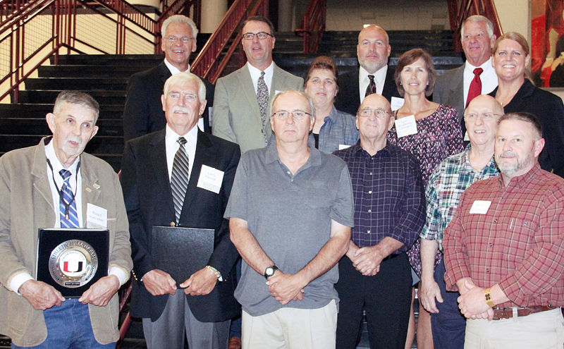 Athletes Inducted to Hall of Fame