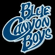 The Blue Canyon Boys logo