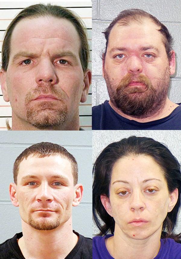 Warren County Meth Suspects