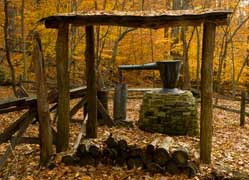 Old Moonshine Still