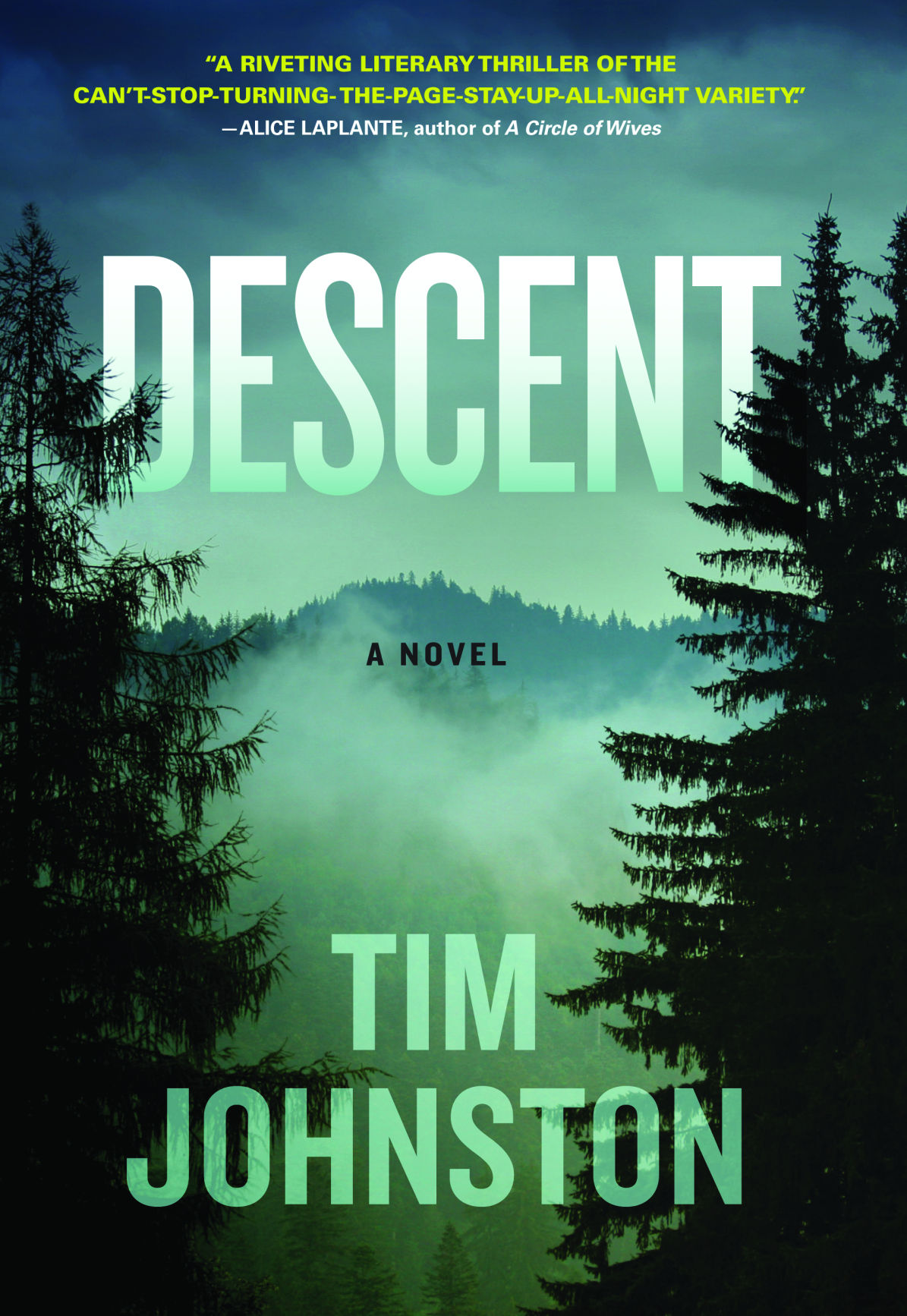 """Descent"""