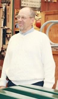 Parks Director Darren Dunkle