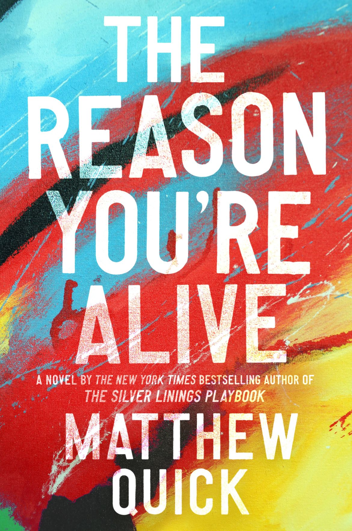 """The Reason You're Alive"""