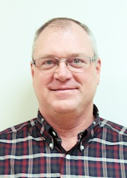 Franklin County Highway Administrator Joe Feldmann