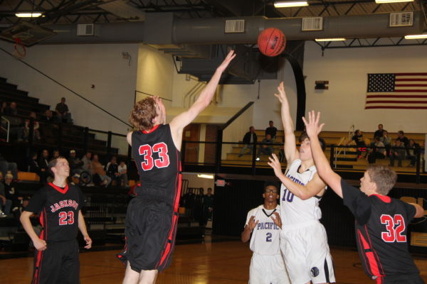 Pacific Tops New Haven, Falls to Jackson