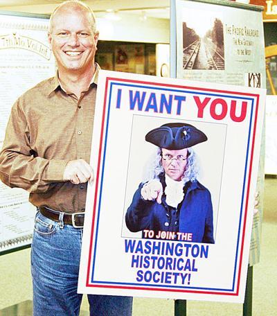 Washington Historical Society Membership Campaign