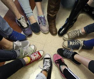 Shoes & Hope Shoe Drive