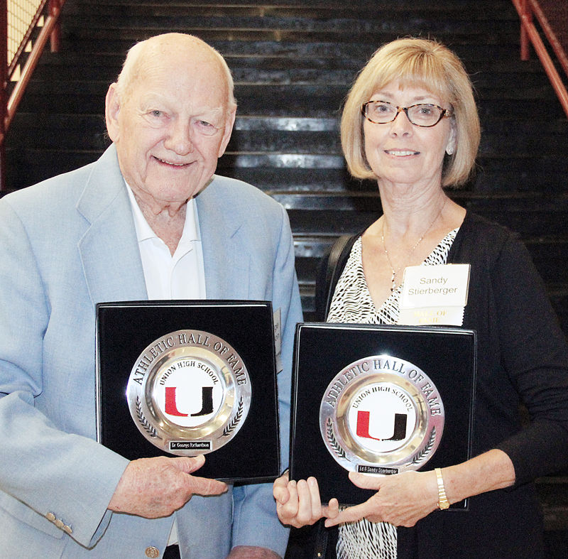 Sports Contributors Honored