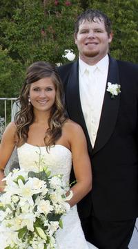 Kimzey-Eaves Wedding Vows Read