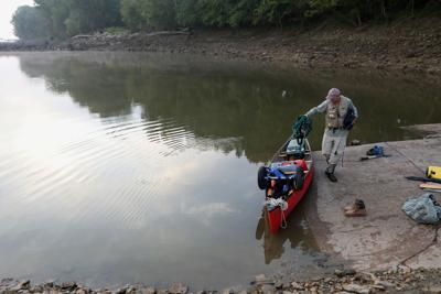Author Neal Moore is Paddling on Nature's Interstate