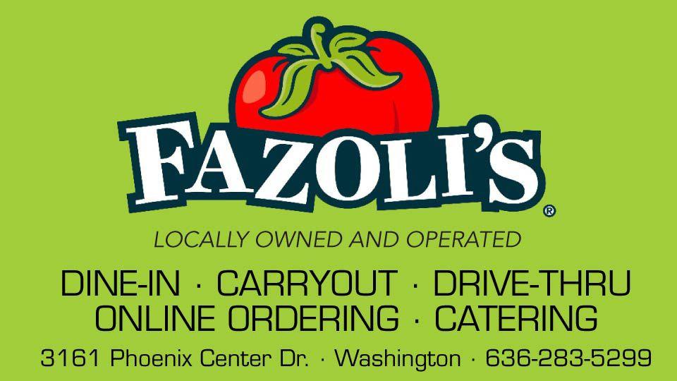 Fazoli's Fair Gallery Sponsorship