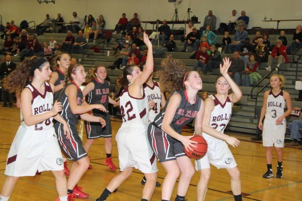 Lady Bulldogs Win in Quadruple OT