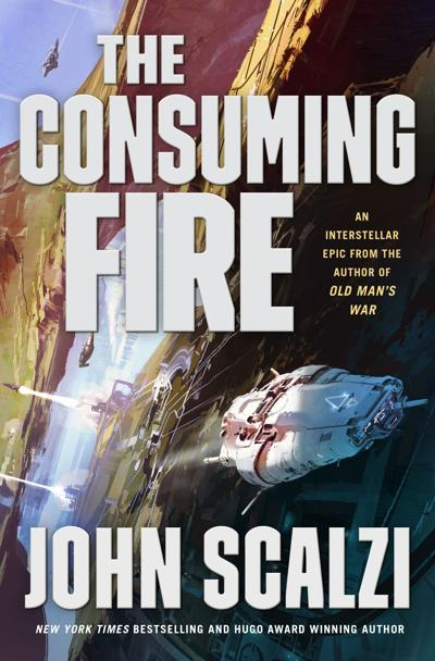 """The Consuming Fire"""
