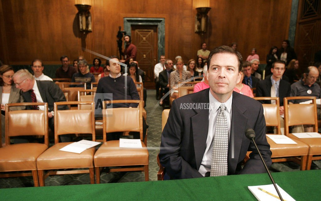 Comey Key Moments