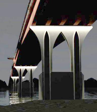 Bridge Light Rendering