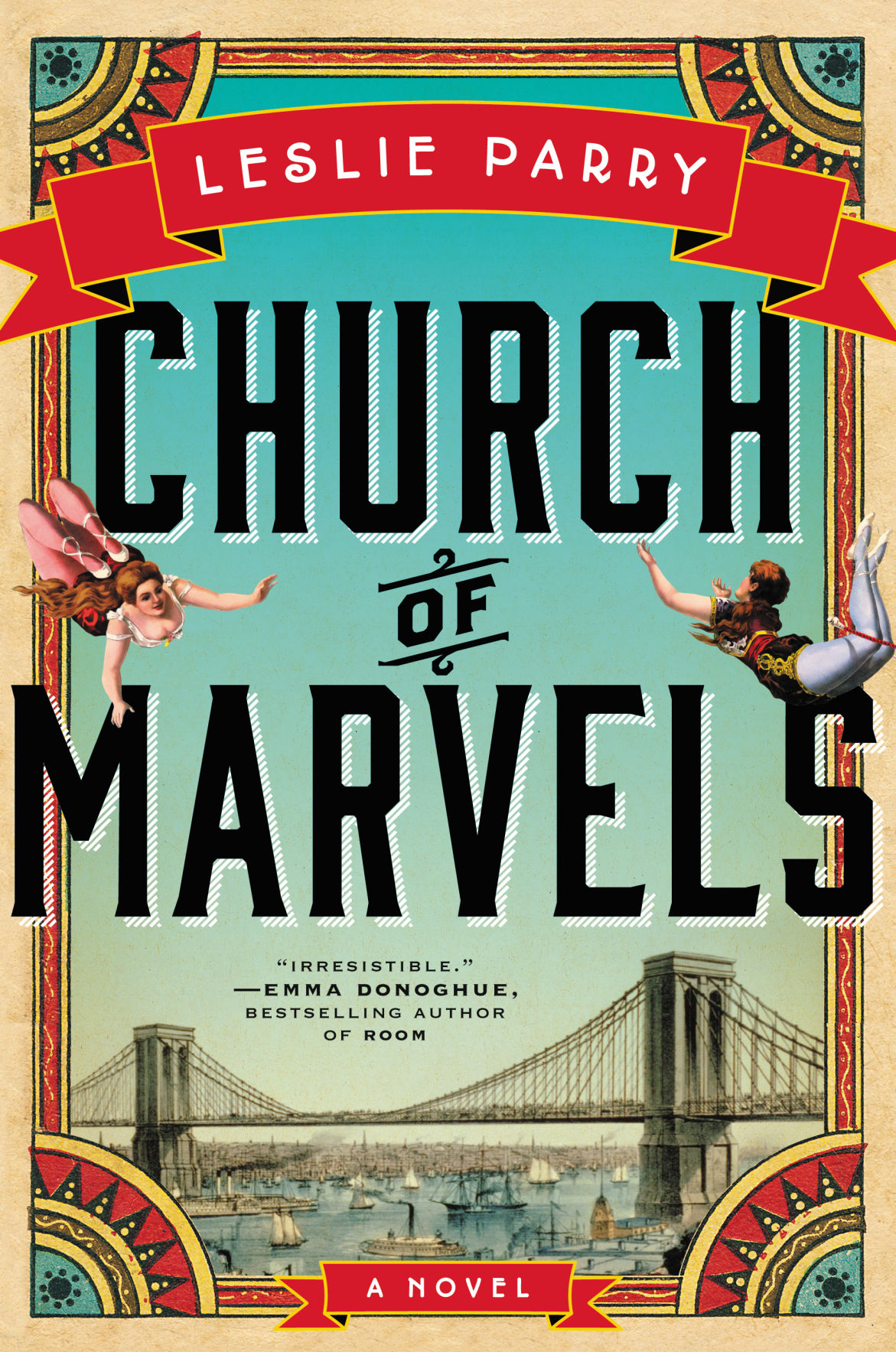 """Church of Marvels"""