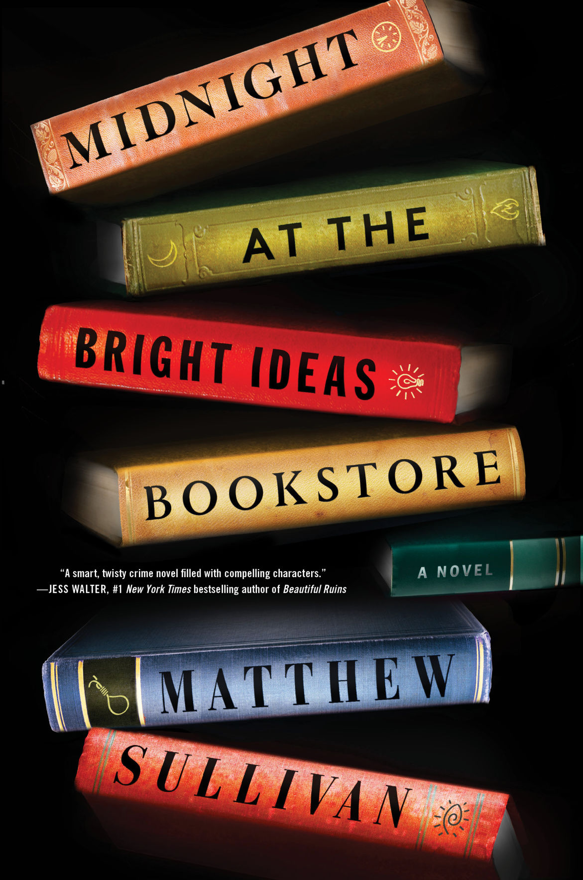 """Midnight at the Bright Ideas Bookstore"""