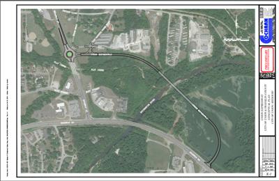 Union Expressway Map
