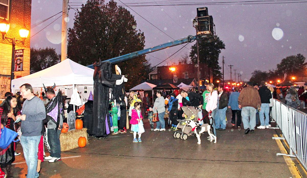 Monsterfest Always Draws a Crowd