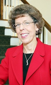 Mayor Sandy Lucy