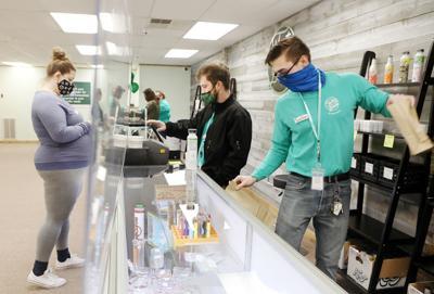 Taste Buds St. Clair Dispensary Opens