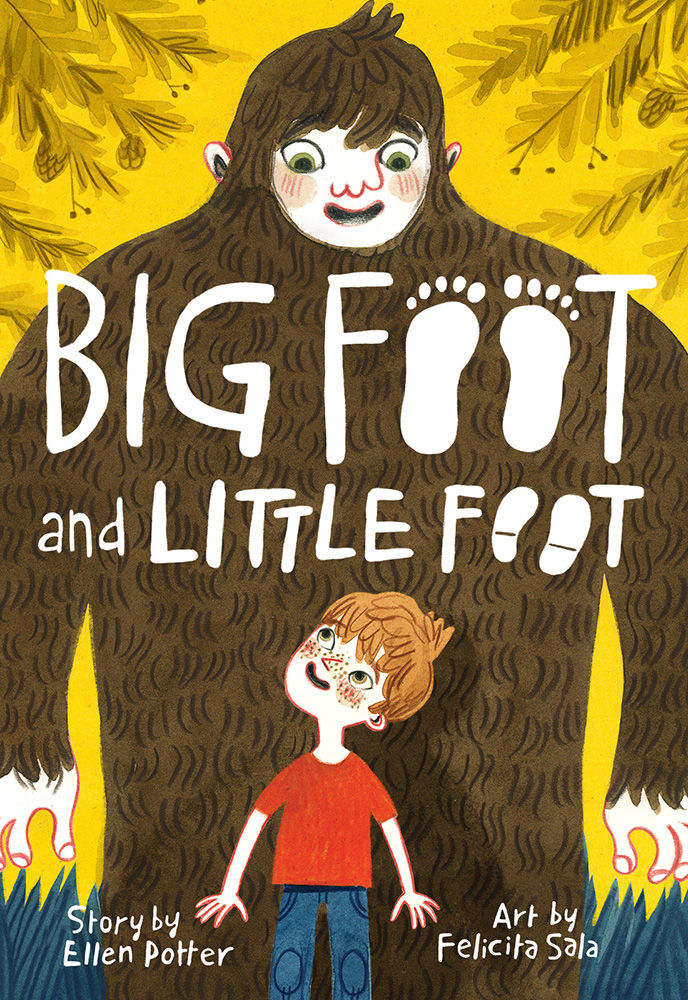 """""""Big Foot and Little Foot"""""""