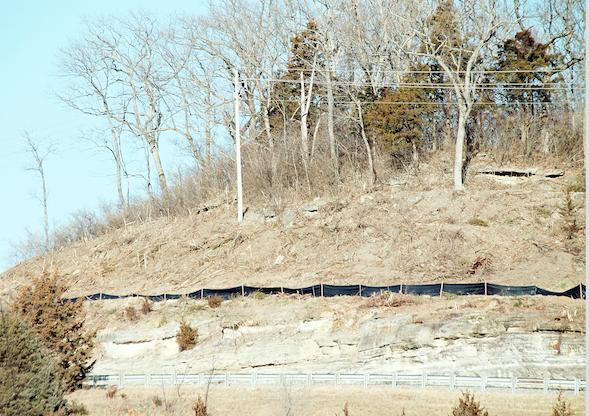 Single Silt Fence a Concern