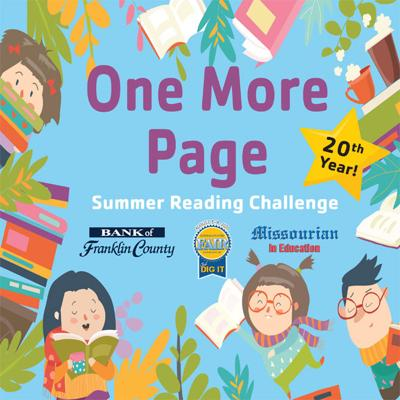 2020 Summer Reader Booklet