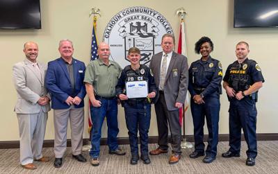Calhoun, HPD award memorial scholarship