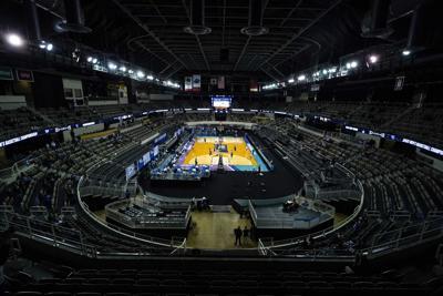 NCAA Quiet Madness Basketball
