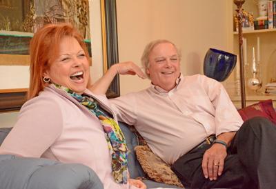 Marsha and Jim Folsom