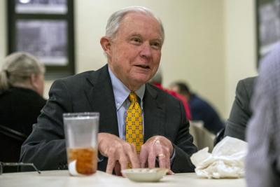 Jeff Sessions in fight to win back his old Senate seat