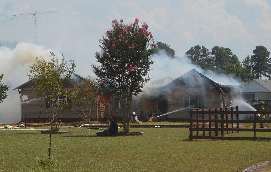 Copeland Road fire