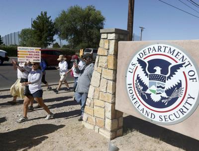Immigration Force Feeding